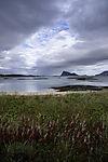 Küstenlandschaft in Nordnorwegen