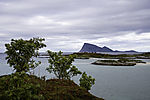 island Haaja in late summer