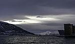Schneeherbst in Tromsö