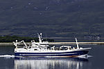 trawler Gardar near Tromso