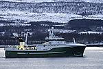 trawler Senja in Sandnessund