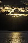 Sonnenuntergang am Lille Blaamannen