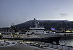 Trawler Vesttind in Tromsö