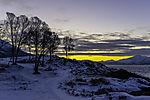 Polarnacht bei Tromsö und Malangen