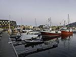 boat harbour in Tromso