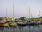 Bootshafen in Tromsö