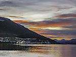 Höhepunkt der Polarnacht in Tromsö