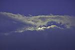 Wolken im Mondschein