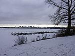 Winterruhe an der Alster