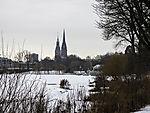 Winter an der Alster
