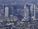 Skyskraper in Frankfurt