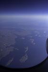 süddänische Inselwelt aus der Luft