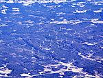 Windpark an norwegische-schwedischer Grenze