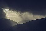 Wolkenloch über Kvalöya