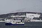 trawler Gadus Njord befor island Haaköya