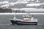 Trawler Fanöyvaag