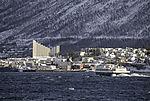Katamaran Fjordronningen in Tromsö