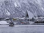 fishing boat Trond Anton in Tromso