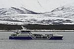 fish carrier Ro Arctic near Tromso