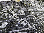 folds in gneiss