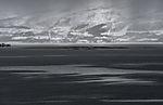 Wellenmuster im Sandnessund