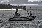fishing boat Aege off Tromso