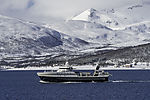 Trawler Langöy nahe Tromsö
