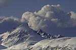 Wolken über Store Blaamannen