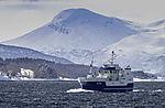 Küstenfischerboot Havbaara bei Tromsö