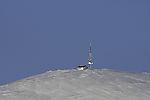 Antennenmast auf Rundfjellet