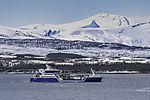 fish carrier Ro Fortune near Tromso