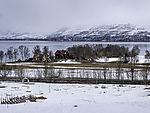 es wird Frühling in Tromsö