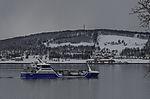 fish carrier Ro North near Tromso