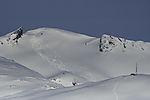 Skihang am Lille Blaamannen
