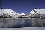 Finndalen altes Gletschertal am Nordfjorden