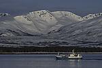 trawler Bjarne Nilsen near Tromso
