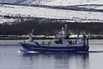 trawler Asbjörn Selsbane in Sandnessund