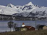 spring in northern Norway near Tromso