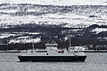 ferry Malangen in Sandnessund