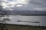here the Tirpitz was sunk wrack