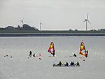 Wassersport und Tourismus in Norddeich