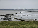 jetty between Norddeich and island Norderney