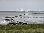 Buhnen zwischen Norddeich und Norderney