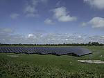 Solarpark in Ostfriesland