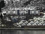 living at sea in Tromso