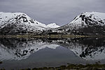 Frühling am Nordfjorden
