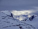 Wolkenloch über Lille Blaamannen