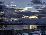 Abendsonne über Kvalöya