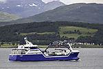Fischtransporter Ro Fortune bei Tromsö