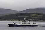 Trawler Norwegian Gannet bei Tromsö